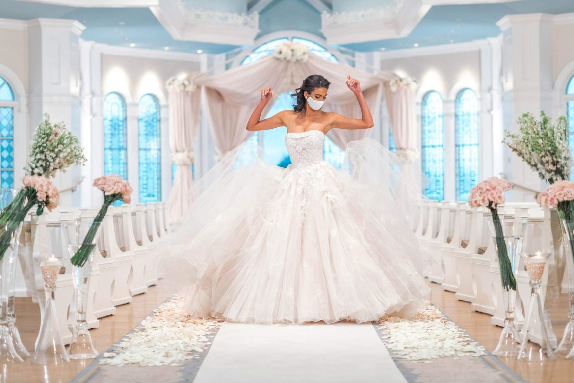 First Look At The New 2021 Disney Fairytale Wedding Dress Collection!