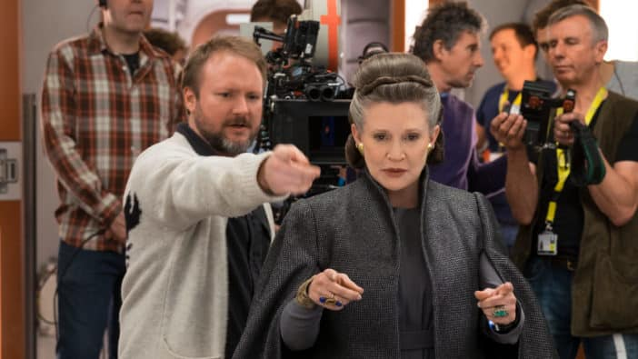 Rian Johnson's Star Wars Trilogy Confirmed to be in Development at Lucasfilm