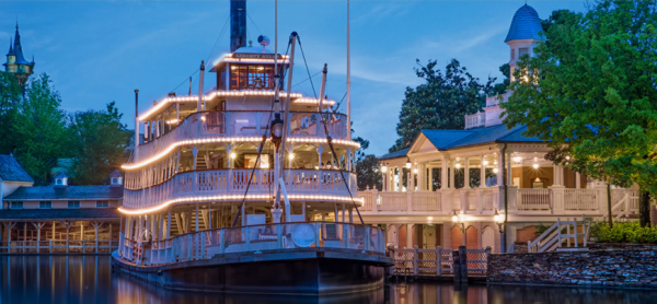 Liberty Square Riverboat & Tom Sawyer Island reopening this Friday! 1