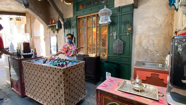 New Morocco Quick Service Spot is now open in Epcot