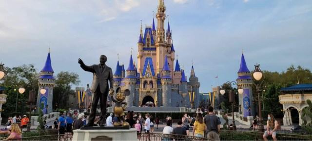 Bob Chapek Disney Parks