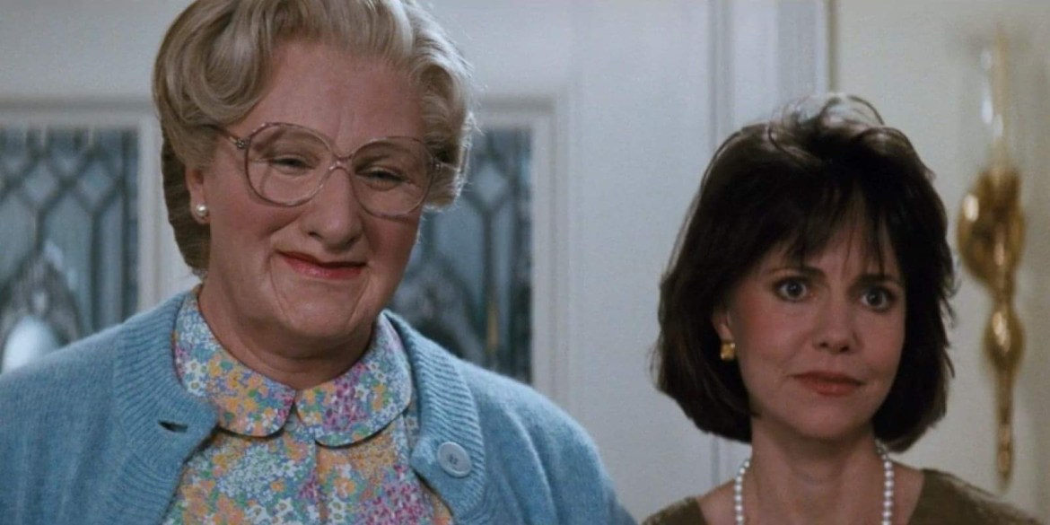 There is an R-Rated verision of Mrs Doubtfire