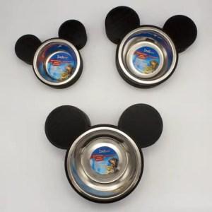 Mickey Pet Bowls