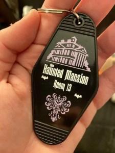 Haunted Mansion Key