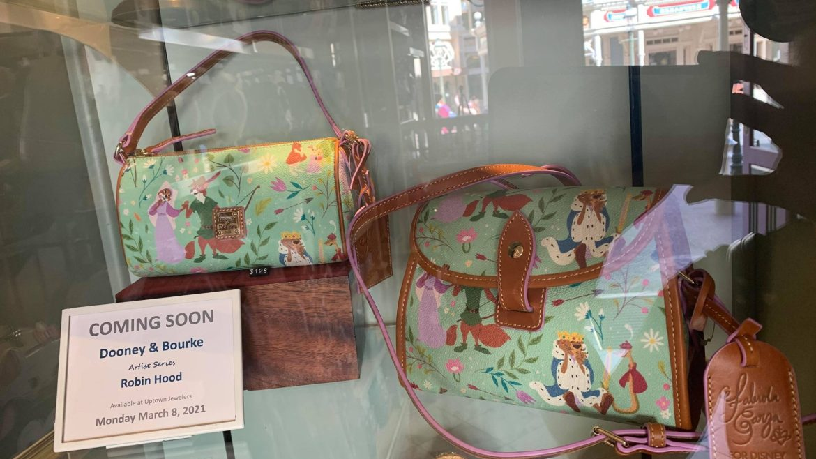 New Robin Hood Dooney And Bourke Collection