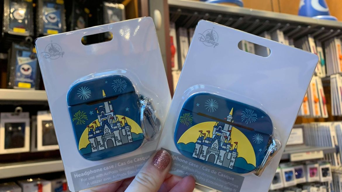 Cinderella Castle Headphone Cases Will Protect With Magic