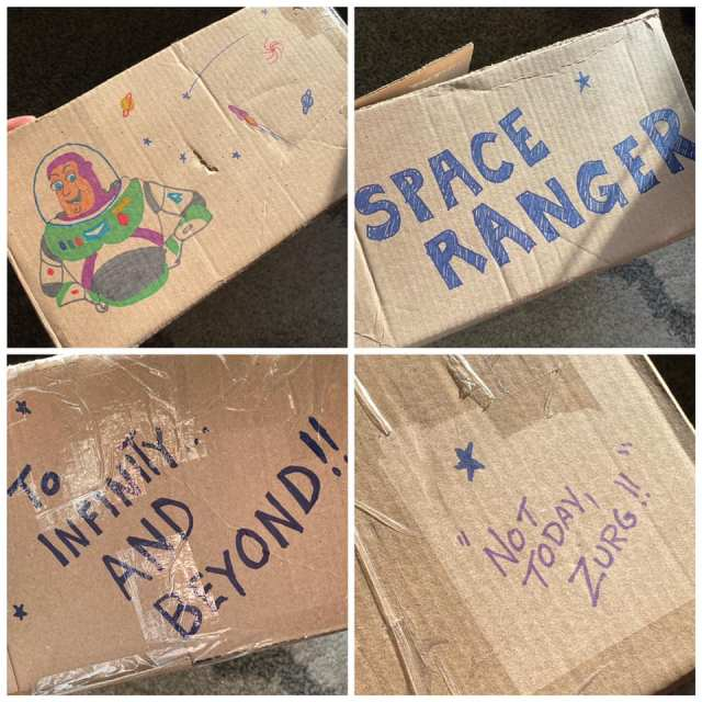 Missing Buzz Lightyear goes on a mission before returning home thanks to Southwest Airlines 3