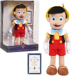Pinocchio Plush