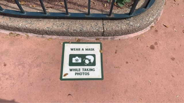 Disney Mask Policy