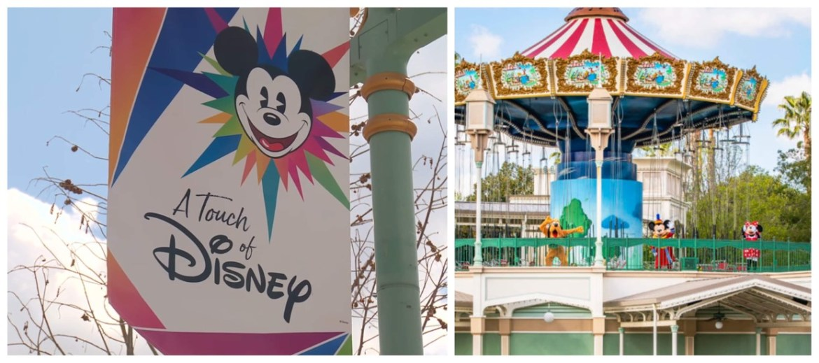 Video: First Look at 'A Touch of Disney' at Disney California Adventure