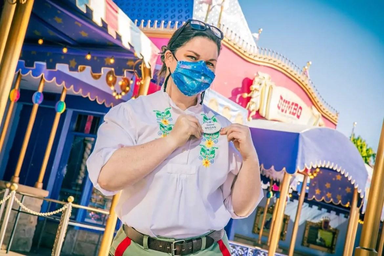 Disneyland Resort attractions cast members return to work