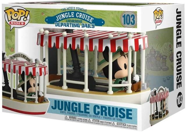 Jungle Cruise Skipper Mickey Funko POP Sets Sale For Pre-Order 1