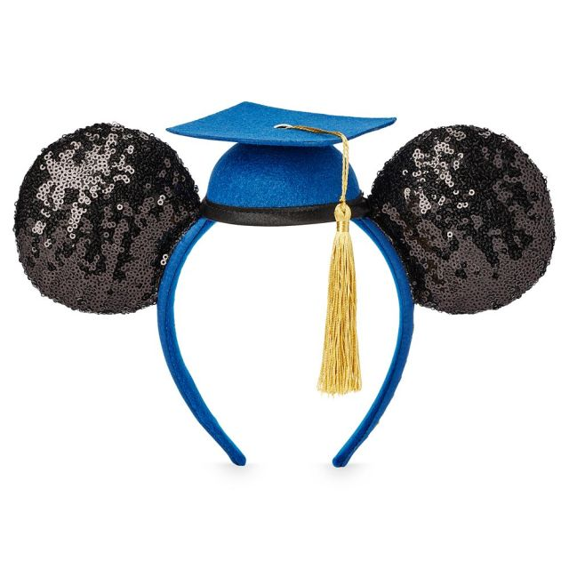 Mickey Graduation Collection Is Now Online