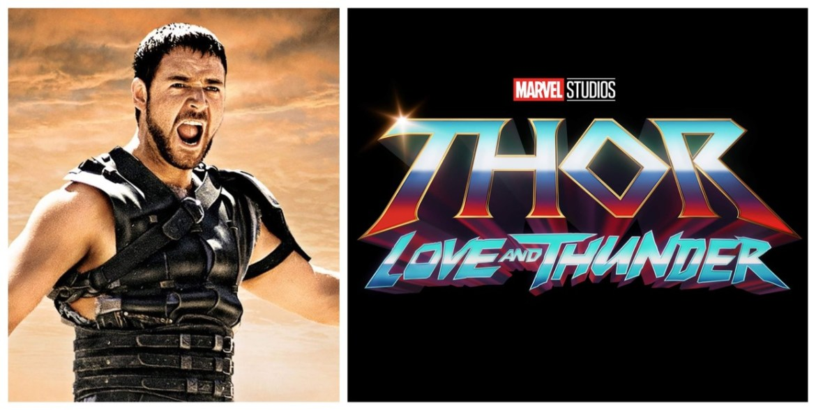 Russell Crowe Cast in Thor: Love and Thunder