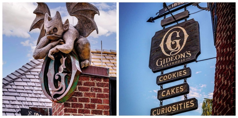 Orlando Man runs a 26 miles between Gideon's Bakehouse Locations