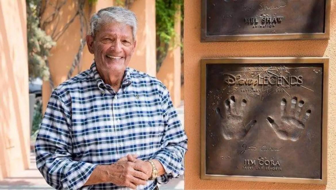 Disney Legend Jim Cora passes away at 83