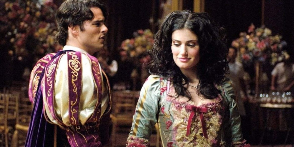 Idina Menzel & James Marsden are returning for the Enchanted sequel