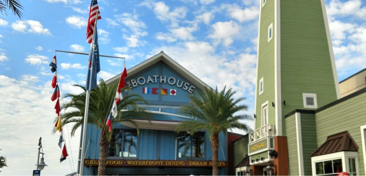 The Boathouse in Disney Springs is hiring