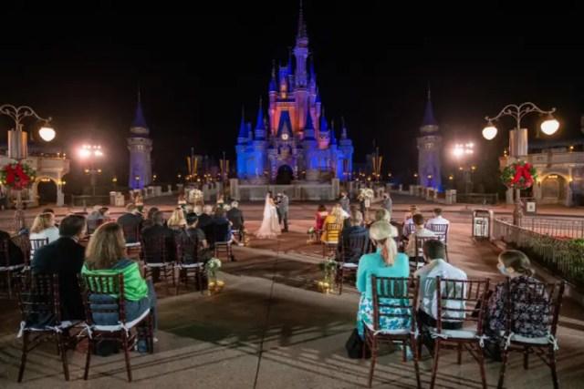 Magic Kingdom Wedding