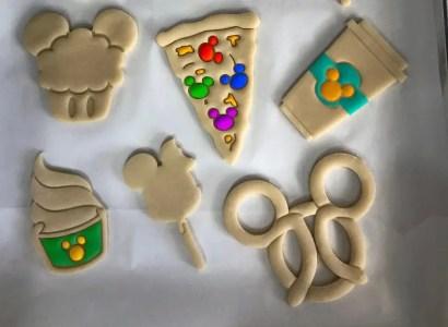Disney Snack Cookie Cutters