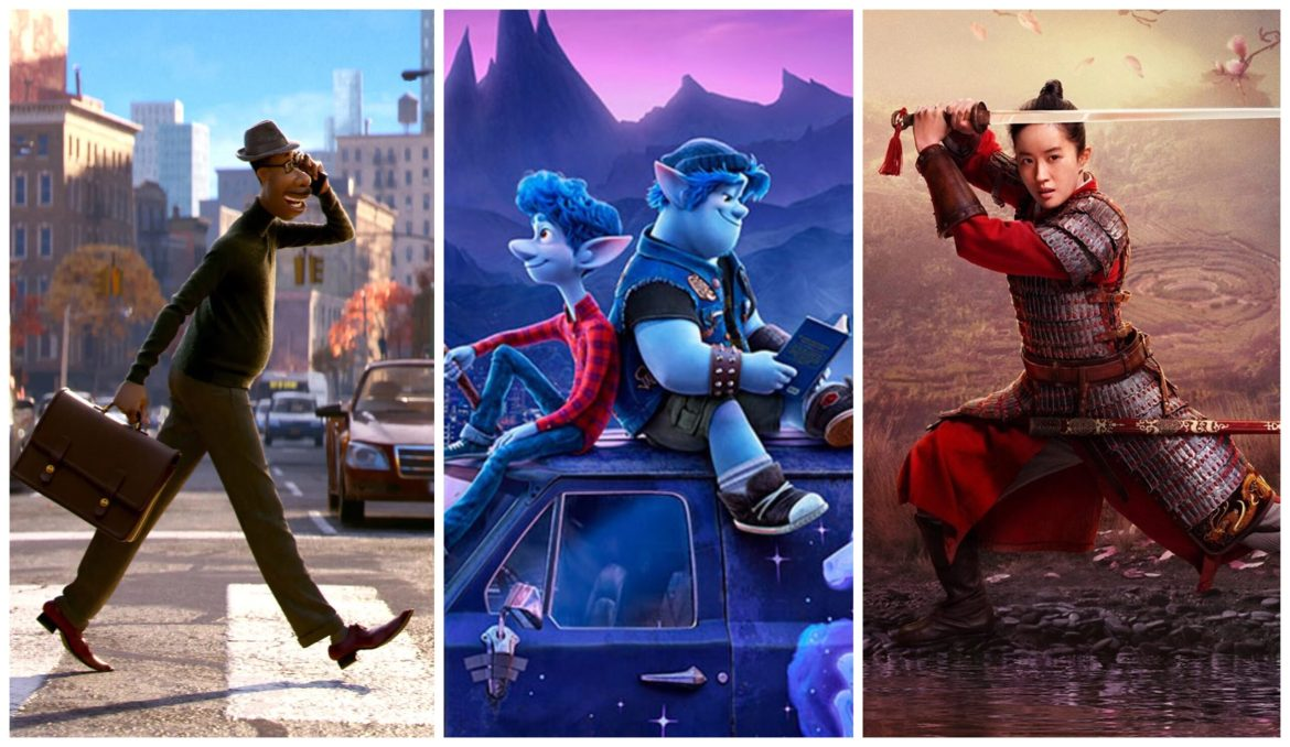Disney and Pixar Earn 8 Nominations for the 2021 Academy Awards