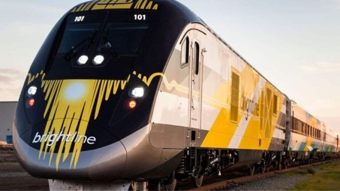 Florida Officials awating opening timeline for Brightline High Speed Train
