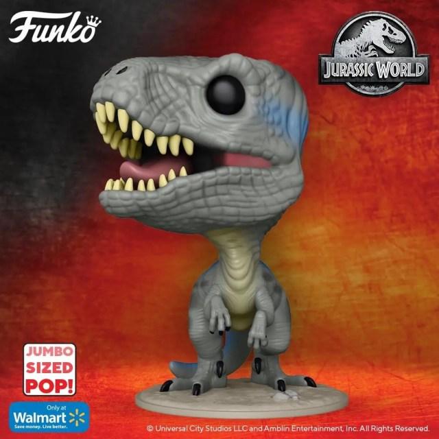 Velociraptor Funko