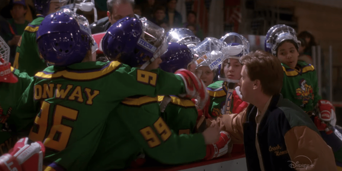 Mighty Ducks Trilogy Is Now Streaming On Hulu And ESPN+ ahead of the premiere of Game Changers