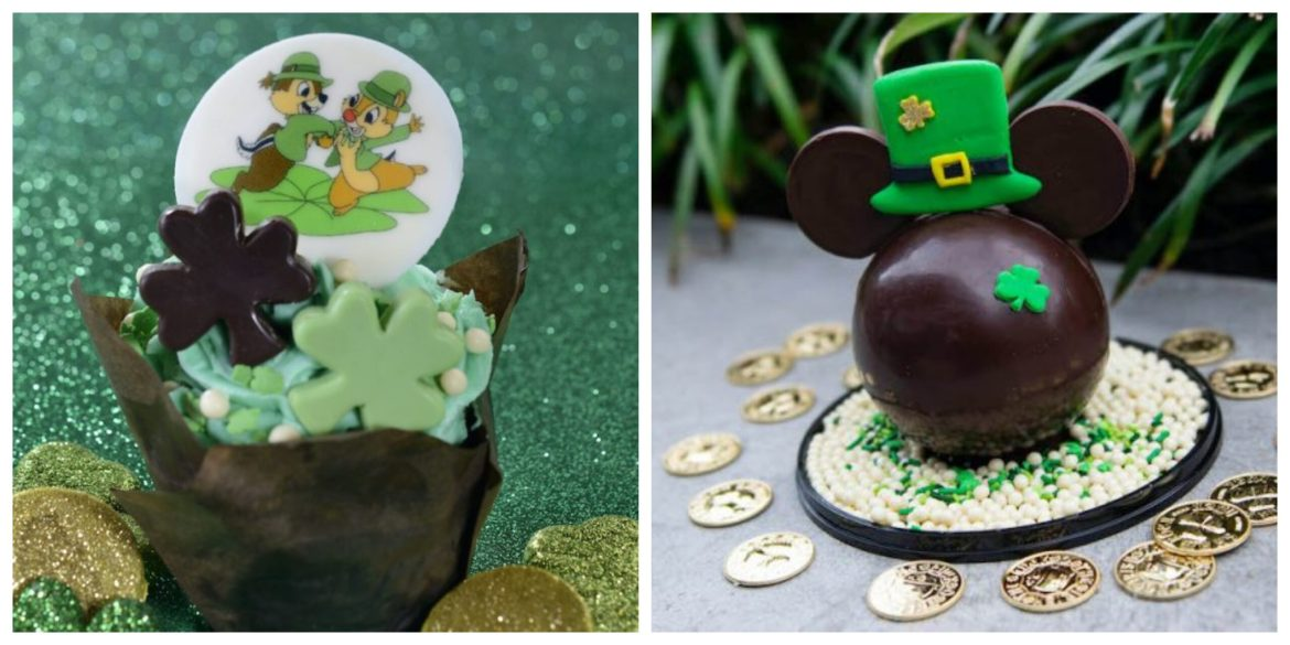 Don't miss these St Patrick's Day Limited-Time Offerings at Disney World