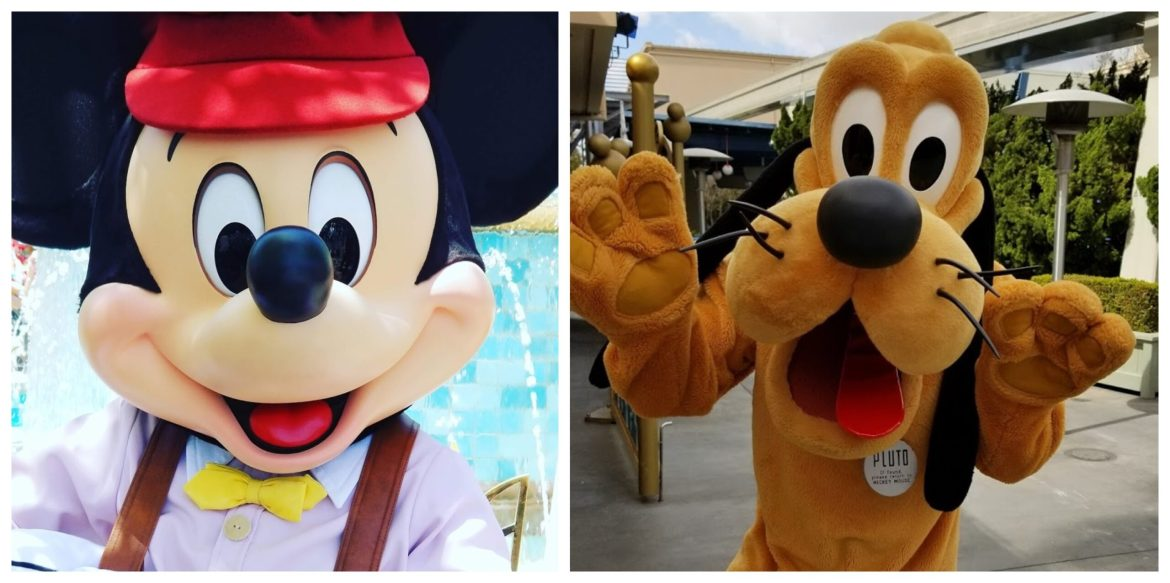 Characters are part of the magic for the reopening of Disneyland