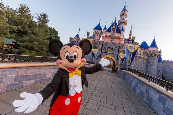 Disneyland will only open for California Residents