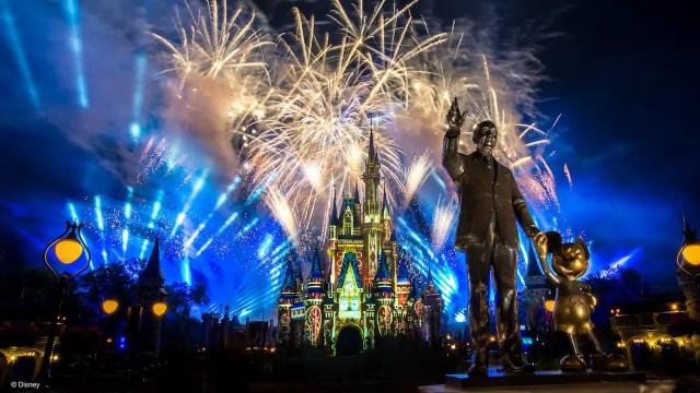 Gossip: Are Fireworks returning to Disney World? 2