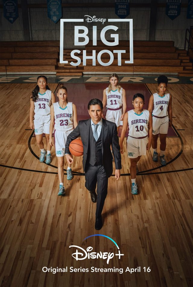 First Trailer for Big Shot with John Stamos coming to Disney+! 1