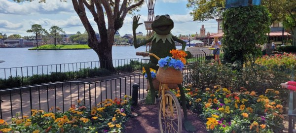 All Of The Topiaries From Epcot Flower & Garden Festival! 2