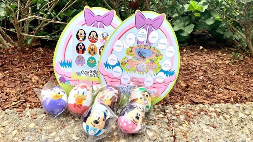 2021 Eggstravaganza Egg Hunt Returns To Epcot!