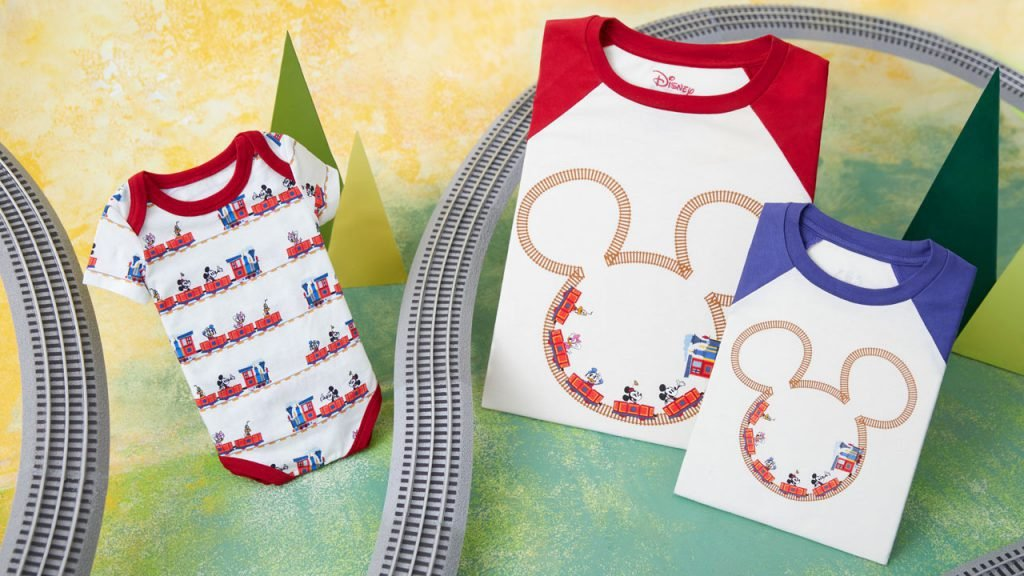 Mickey & Minnie's Runaway Railway Merch At BoxLunch