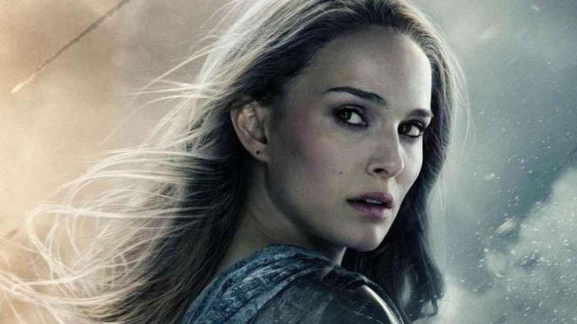 Marvel Fans Are Loving Ripped Natalie Portman in 'Thor: Love and Thunder'
