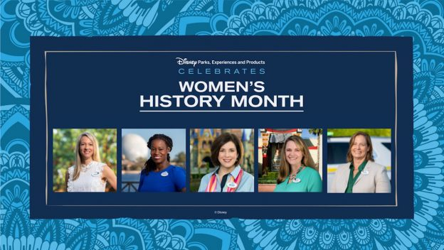 women walt disney world