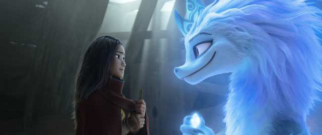 'Raya and the Last Dragon' Now in Theaters and on Disney+ Premier Access 1