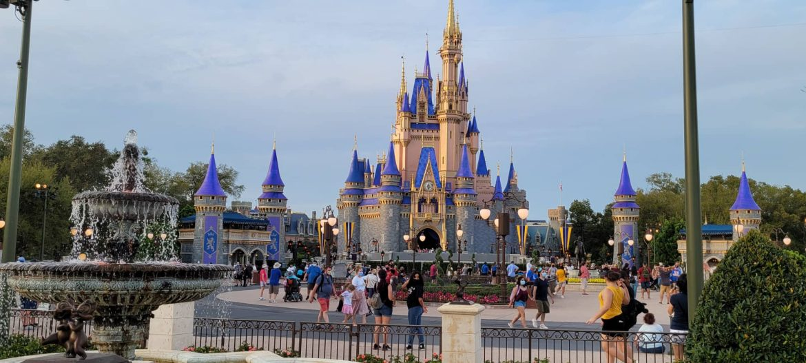 Disney World Park Hours extended through May 22nd