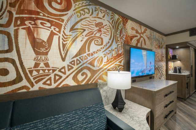 First Look Inside a Moana Reimagined Room from Disney's Polynesian Village Resort 2