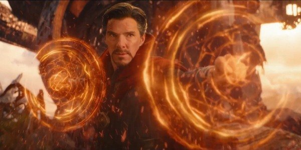 Check Out the New Set Photos from 'Doctor Strange in the Multiverse of Madness'