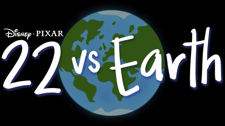 "Pixar Soul Short ""22 Vs Earth"" Coming Soon To Disney+"