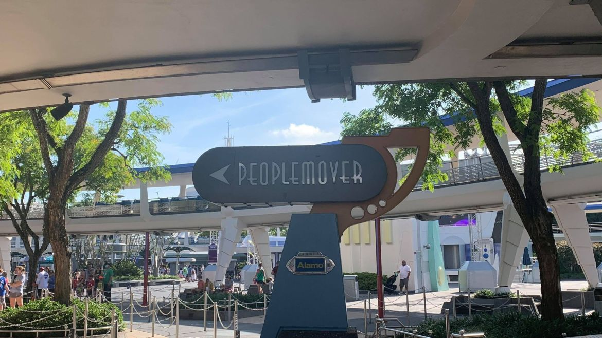 Tomorrowland Transit Authority PeopleMover set to reopen this weekend