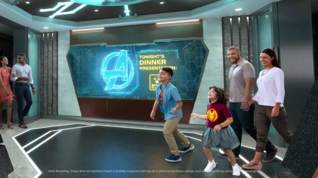 Three New Family Restaurants on the Disney Wish in Summer 2022 3