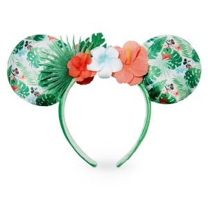 Tropical Minnie Ears