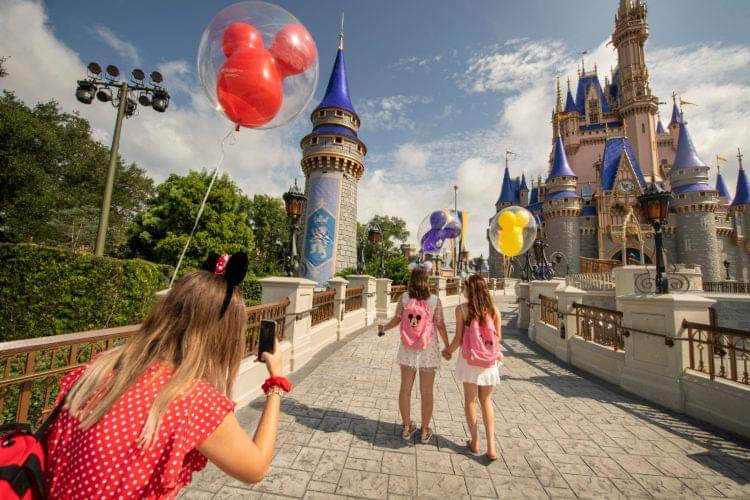Disney World Opens more theme park availability for June