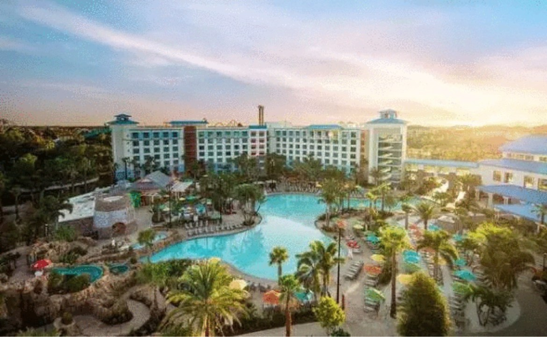 Loews Sapphire Falls Resort at Universal Orlando set to reopen on May 18th