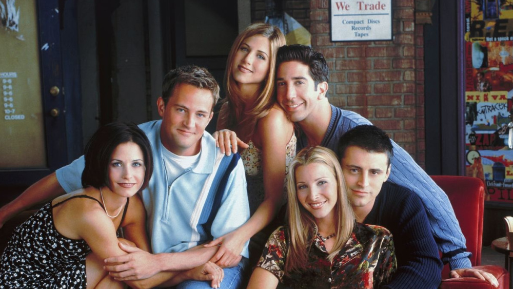 'Friends' Reunion Will Begin Filming This Week