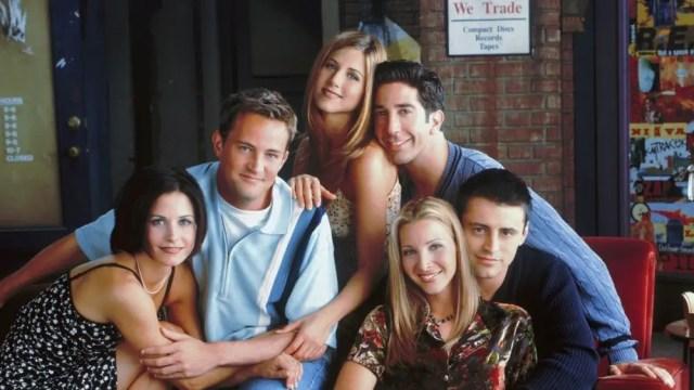 'Friends' Reunion Will Begin Filming This Week 1